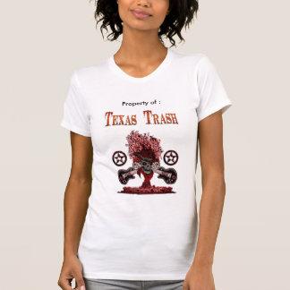 TEXAS TRASH - Ladies Tank