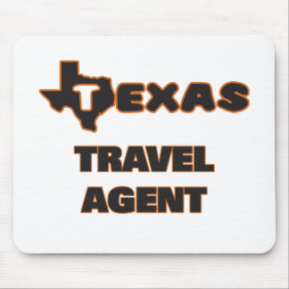 Texas Travel Agent Mouse Pad