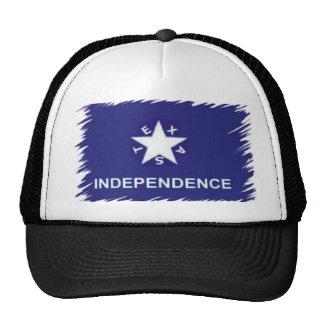 Texas Trucker for Independence Trucker Hat
