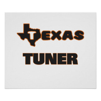 Texas Tuner Poster