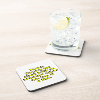 Texas: Turning the clock back on women's rights... Coaster