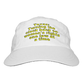 Texas: Turning the clock back on women's rights... Headsweats Hat