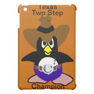 Texas Two Step Penguin iPad Mini Cover