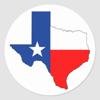 texas united states america map flag label shape
