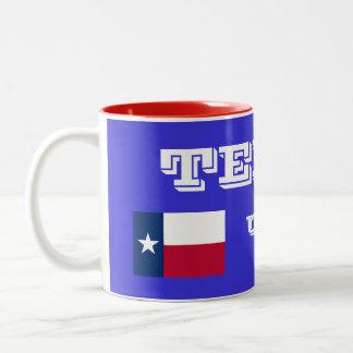 Texas* USA Big Mug
