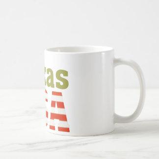 Texas USA! Coffee Mug