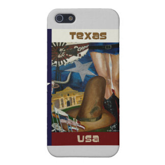 Texas USA iPhone SE/5/5s Cover