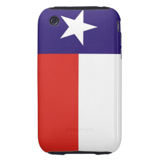 texas usa state flag case united america tough iPhone 3 cover