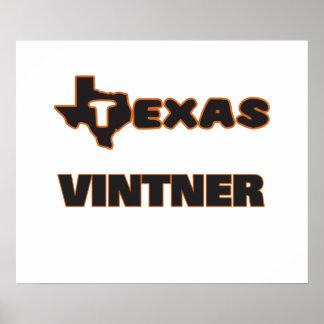 Texas Vintner Poster