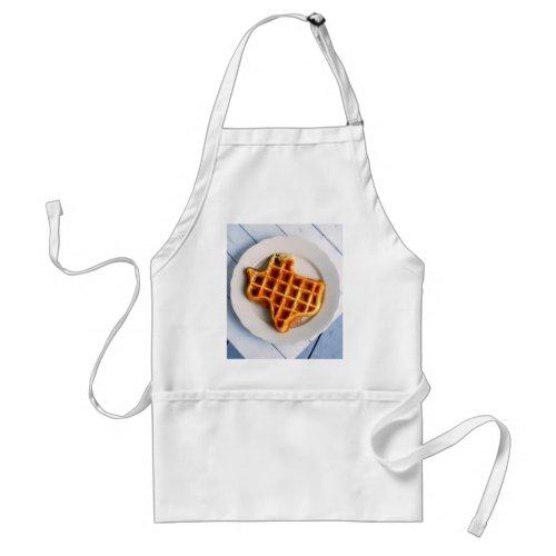 Texas Waffle Apron
