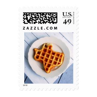 Texas Waffle Postage