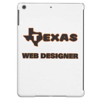 Texas Web Designer iPad Air Case