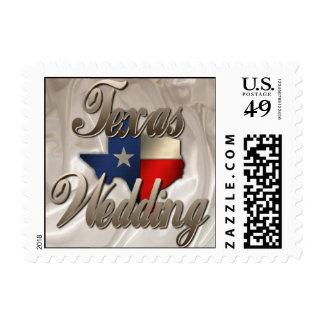 Texas Wedding Postage