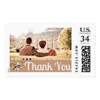 Texas WEdding Postage for Thank You's