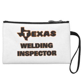 Texas Welding Inspector Wristlet Purses