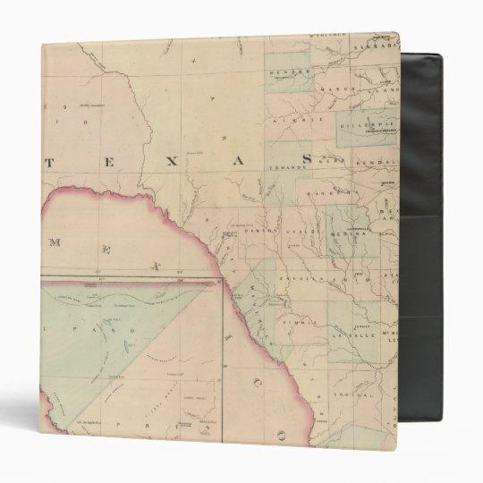 Texas, Western Portion Binder