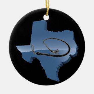 TEXAS WHIP CHRISTMAS TREE ORNAMENTS