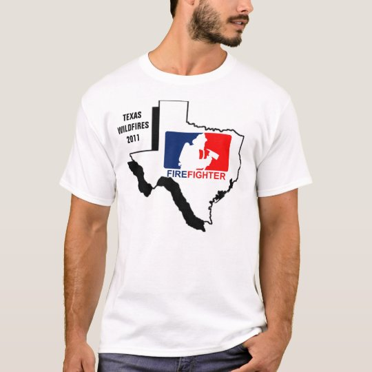 Texas Wildfire T-Shirt