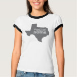 Texas Womens Top There's No Place Like Home