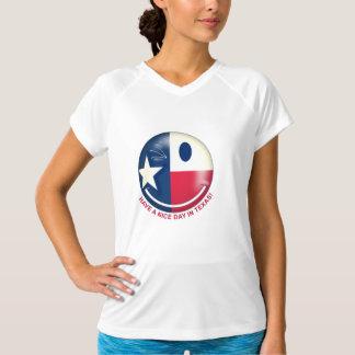 TEXAS WOMEN'S V-NECK WINK T-Shirt