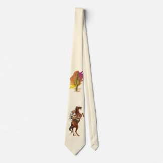 Texas Wrangler Neck Tie