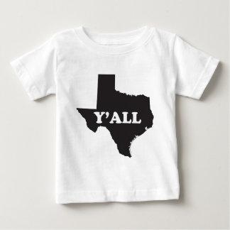 Texas Yall Tee Shirt