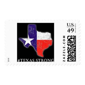 #TexasStron Postage Stamp