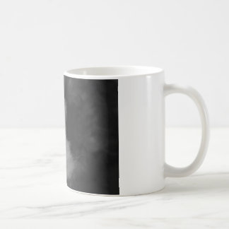 Texel Guinea Pig in Black and White Coffee Mug
