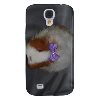 Texel Guinea Pig with bow Samsung S4 Case