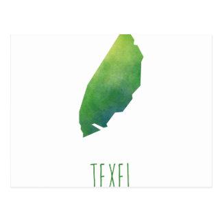 Texel Postcard