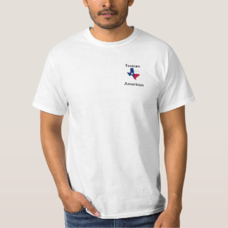Texican American T-shirt