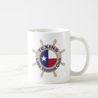 Texins Classic White Coffee Mug