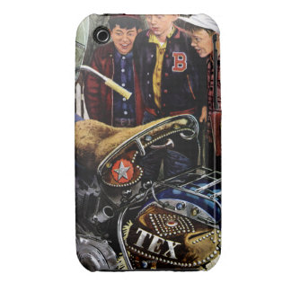 Tex's Motorcycle iPhone 3 Covers
