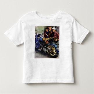 Tex's Motorcycle T-shirt