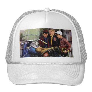 Tex's Motorcycle Trucker Hat