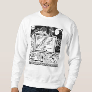 "Text Adventures (A) ""Pterodactyls & Pyramids"" Sweatshirt"