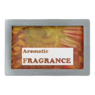 Text: AROMATIC fragrances : Advertise speciality Belt Buckle