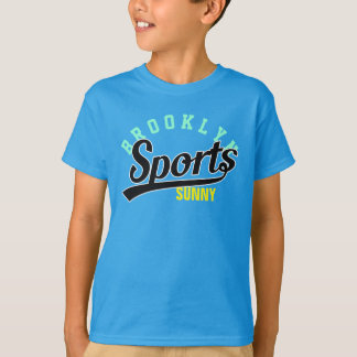 Text Design: SPORTS black + your own text & ideas T-Shirt