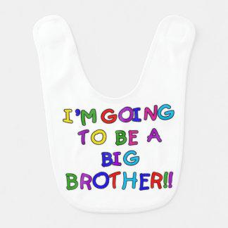 Text Future Big Brother Bib