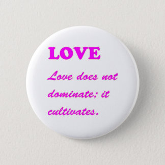 text LOVE Romance Sensual Pure Hearts LOWPRICES Pinback Button