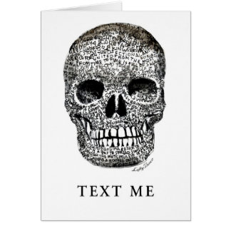 TEXT ME CARD