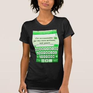 Text Me_ T-Shirt