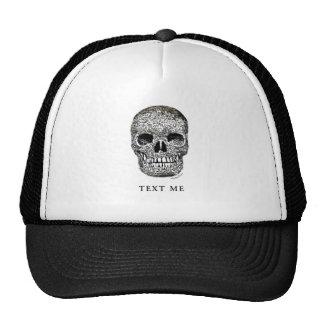 TEXT ME TRUCKER HAT