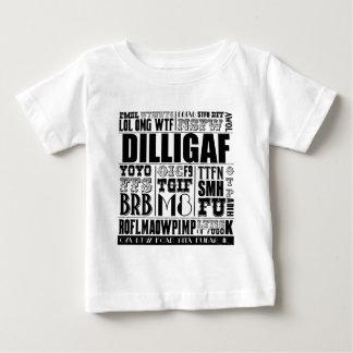 Text messaging slang baby T-Shirt