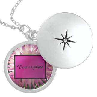 Text or Photo Personalized Necklace
