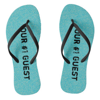 Text Our #1 Guest on any Color Flip Flops