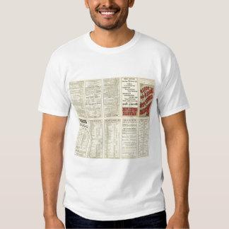 Text Page Atlantic Coast Line Tee Shirt