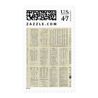 Text Page Chicago Milwaukee and St Paul Railway Postage