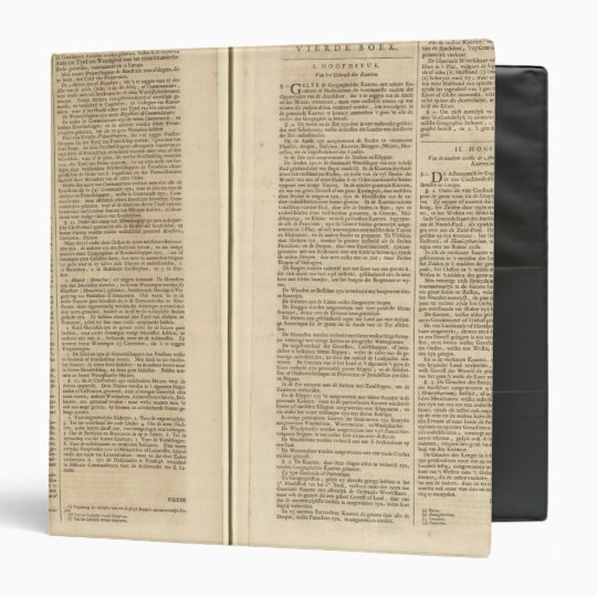 Text Page New World Atlas 2 Binder