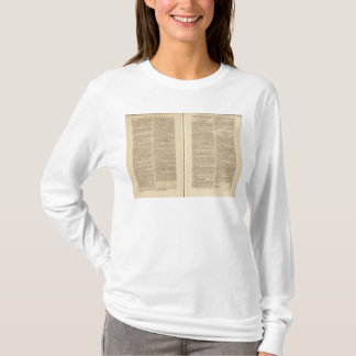 Text Page New World Atlas 2 T-Shirt